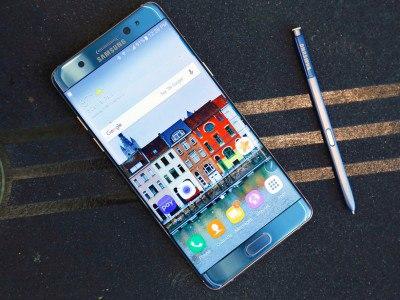 Восстановленный Galaxy Note 7 будет вдвое дешевле оригинала