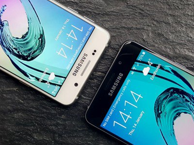 Samsung Galaxy J5 и J7 (2017)