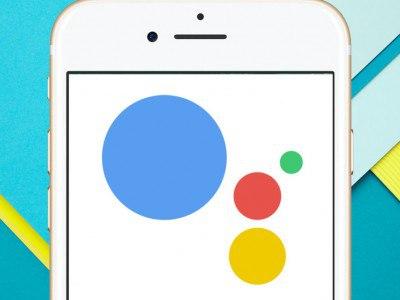 Google Assistant - теперь и на iOS