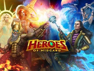 «Герои Мидгарда: Рагнарок CCG» — карточные Асы против Локи