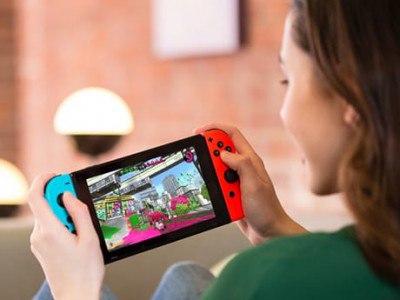 Консоль нового поколения Nintendo Switch