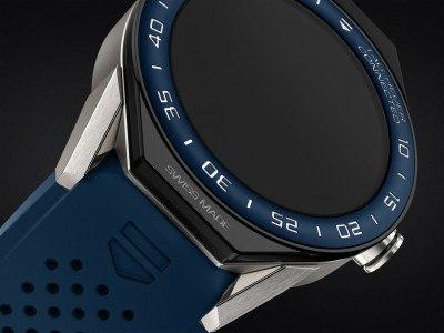 Tag Heuer Connected Modular 45 - первые модульные часы на Android Wear 2.0