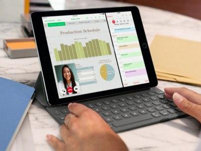 Apple разрабатывает трекпад для iPad Pro