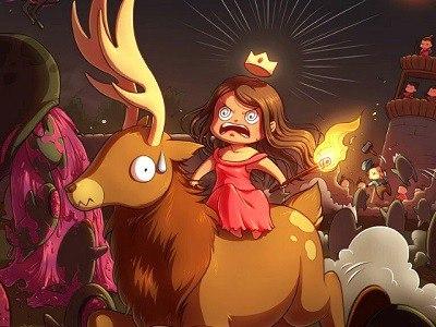Обзор Kingdom: New Lands — «Игра престолов» на болоте