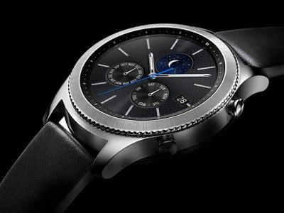 Samsung показала новейшие разработки в области смарт-часов
