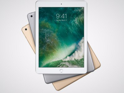 Новый Apple iPad сравнили с iPad Air 2 и iPad Pro 9.7