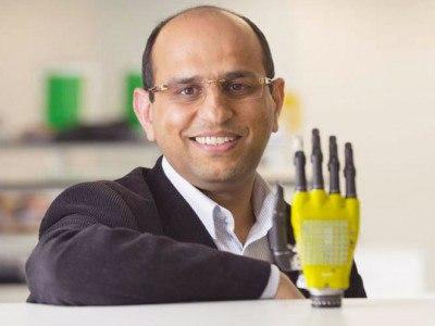 Новый тип искусственной кожи работает от солнечной энергии