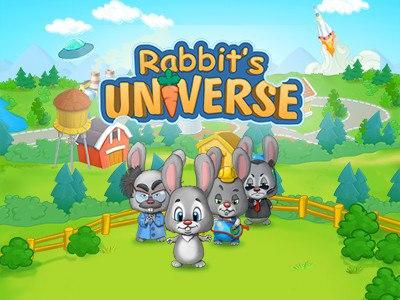 Rabbit's Universe — мобильный симбиоз «фермы» и кликера