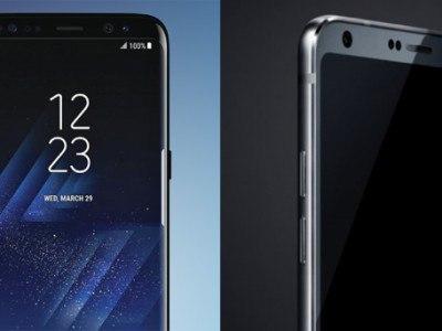 Google рекомендует разработчикам адаптировать приложения к экранам LG G6 и Galaxy S8