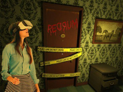 Мобильный VR-хоррор: 360 градусов страха