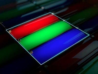 Новая технология позволит создавать LCD-дисплеи с рекордной плотностью пикселей