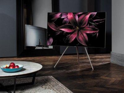 Samsung представляет новый модельный ряд аудиосистем и телевизоров