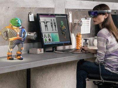 Microsoft HoloLens может изменить способ взаимодействия с обычными играми