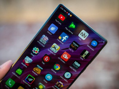 Xiaomi Mi Mix собрал самое большое количество положительных отзывов в AnTuTu