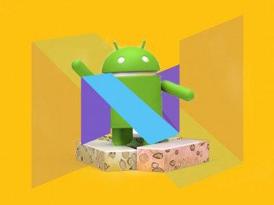 Доля Android Nougat перешагнула отметку в 1%