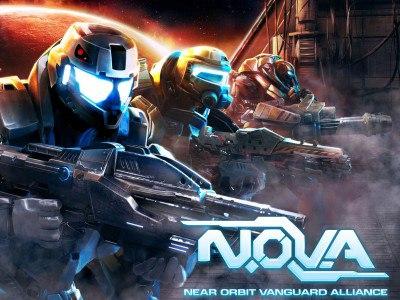 Gameloft перевыпустит первую часть знаменитого шутера N.O.V.A.