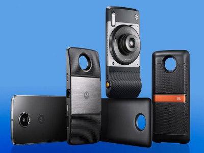 Lenovo объявляет финалистов программы по созданию модулей для Moto Z