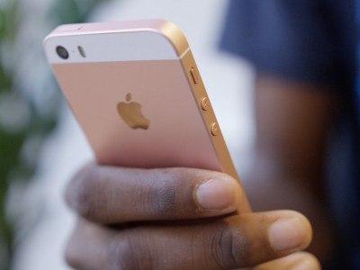 iPhone SE признали лучшим