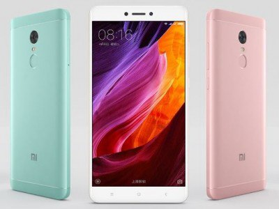 Xiaomi Redmi Note 4X в топовой комплектации получит
