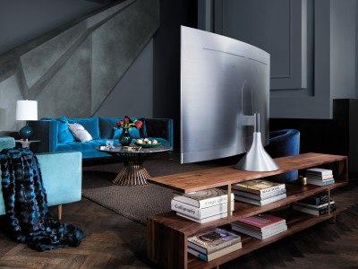 QLED-телевизор Samsung способен воспроизводить цвета в полном объёме