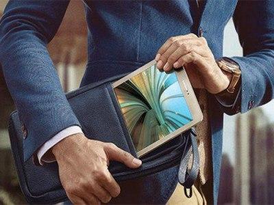 Samsung Galaxy Tab S3 со стилусом S Pen показали на рендере