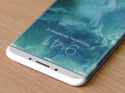 В Apple iPhone 8 сканер Touch ID могут заменить на функциональную область