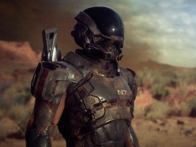 Новый трейлер Mass Effect: Andromeda продемонстрировал экшен-сцены игры