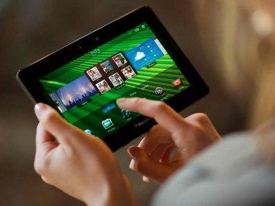 BlackBerry может вернуться на рынок планшетов