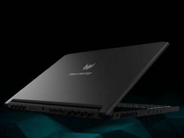Версия GeForce GTX 1080 в Acer Predator Triton 700