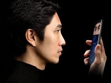 Сканер радужки в Samsung Galaxy S8