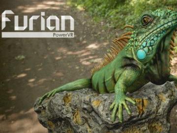 Новые графические ускорители PowerVR Furian обеспечат прирост производительности в играх до 90%