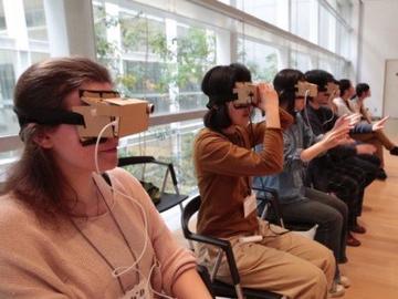 Sony изучает способность людей воспринимать одновременно несколько перспектив