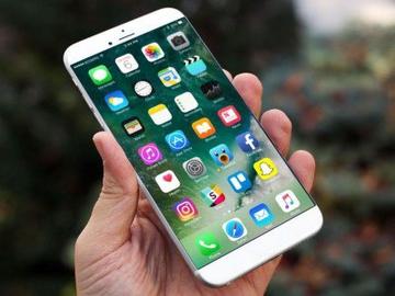 Apple iPhone 8 сможет идентифицировать пользователя благодаря лазерному 3D-сканеру