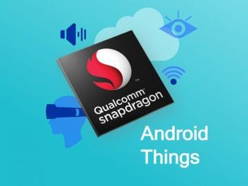 Qualcomm рассказала о первых решениях с поддержкой Android Things