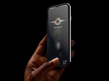 Apple получила патент на технологию акустического распознавания отпечатка пальца